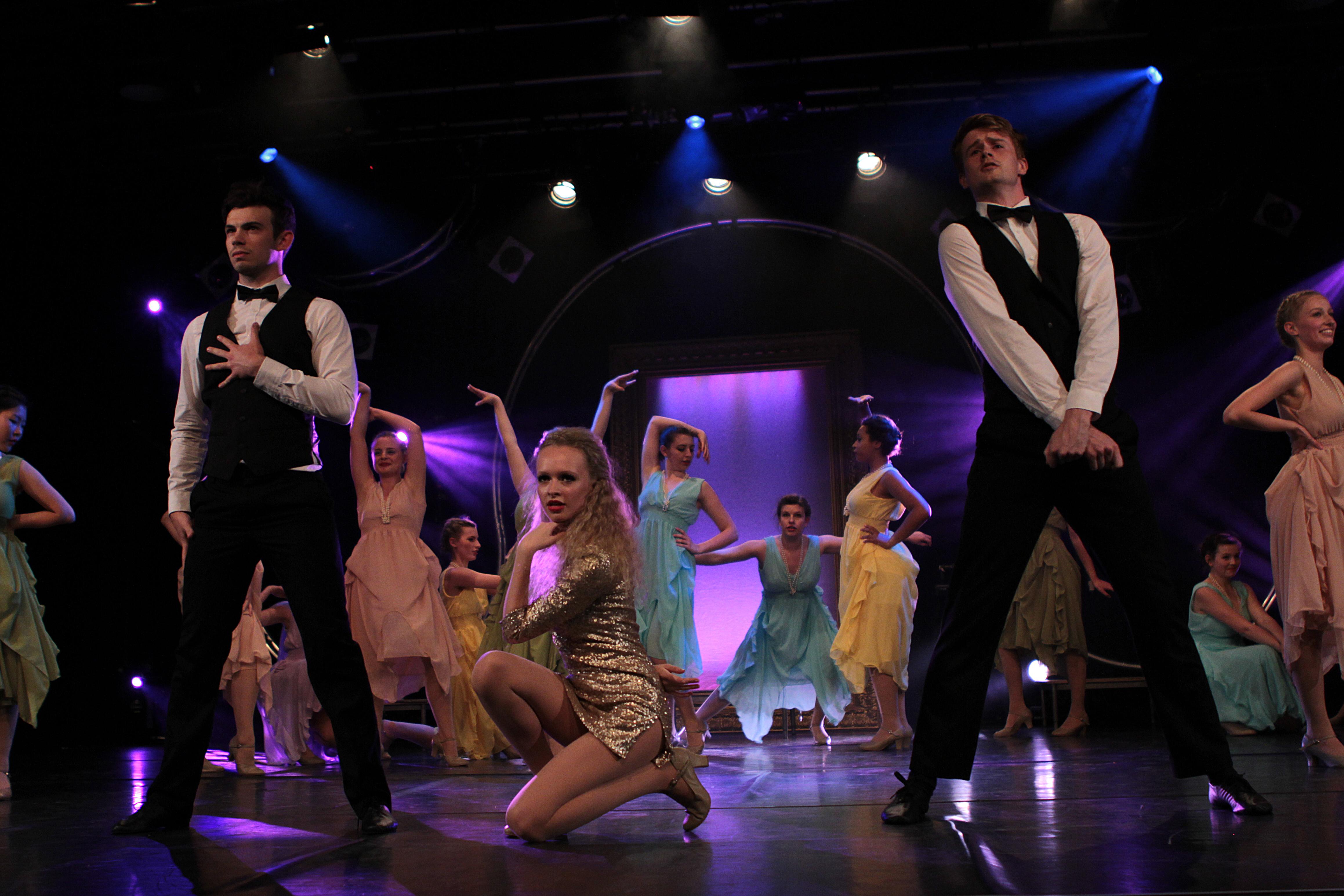 CCDA Summer Show Modern Dance