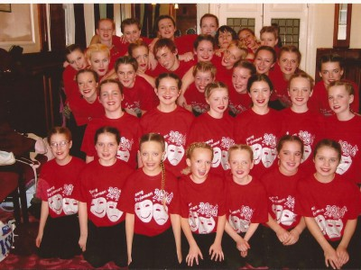 Young Performers Shaftesbury Theatre London