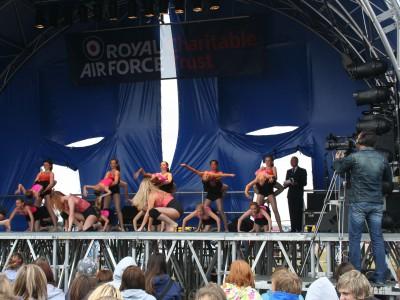 Royal Air Tattoo Fairford - Candyman Group
