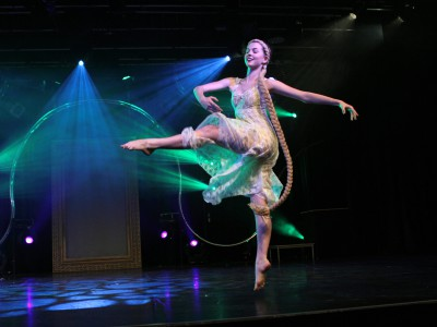 2014 - Enchanted Tales - Rapunzel 1