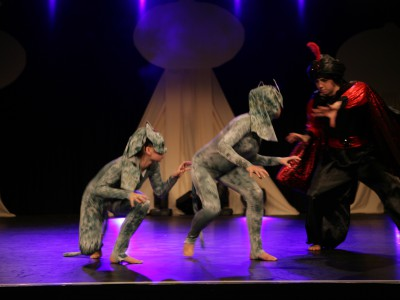 CCDA Summer Show 2010 Aladdin 5