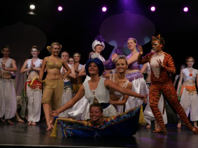 CCDA Summer Show 2010 Aladdin 12