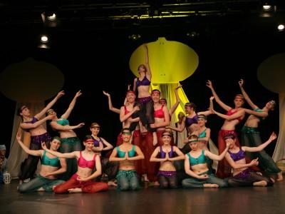 CCDA Summer Show 2010 Aladdin 7