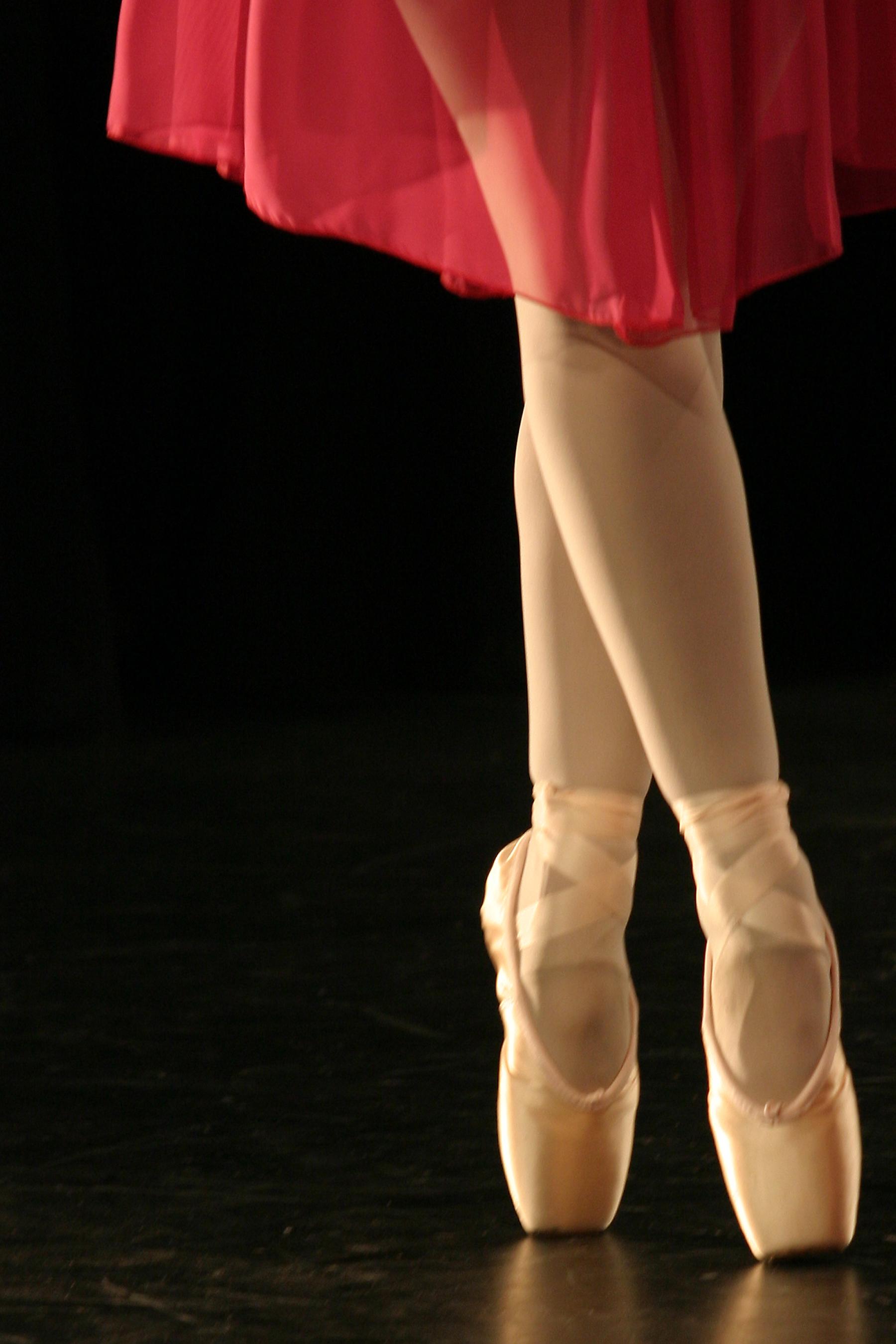 Pointe Work Ballet