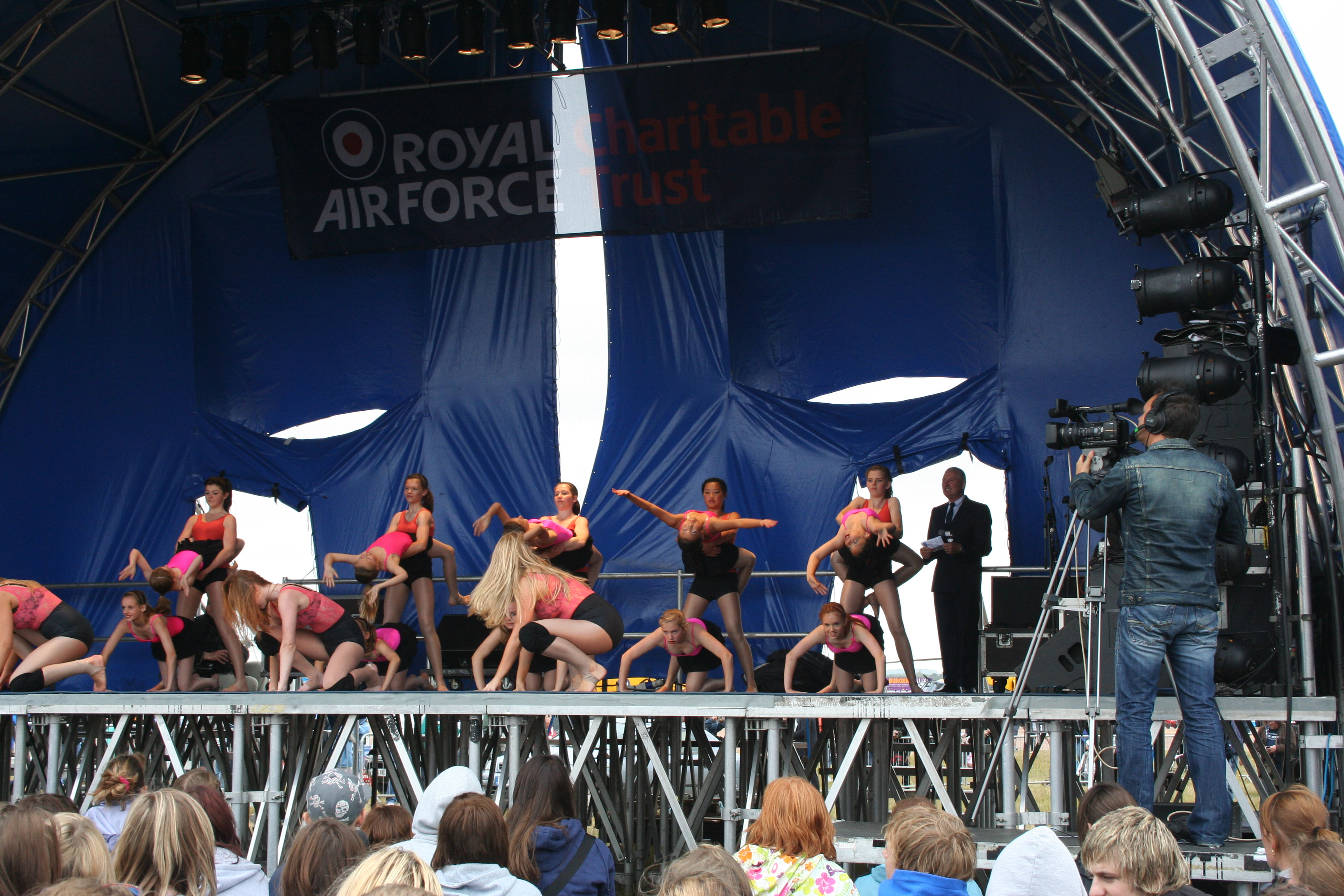 Performance Opportunities Fairford Royal Air Tatoo