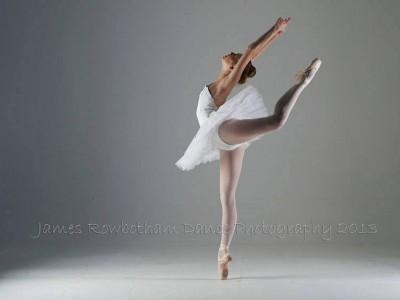 Senior Ballet Dancer Molly Beebee