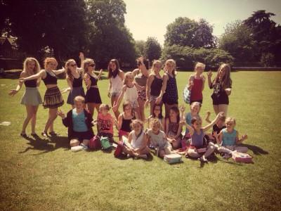 Summer School Lunchtime 2014