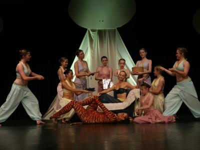 CCDA Summer Show 2010 Aladdin 1
