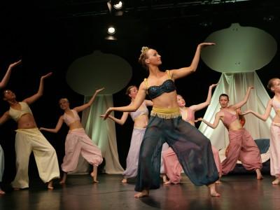 CCDA Summer Show 2010 Aladdin 2