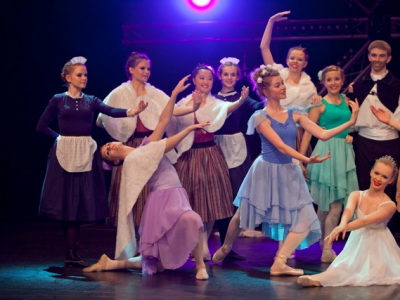 CCDA Summer Show 2012 Beauty and the Beast 13