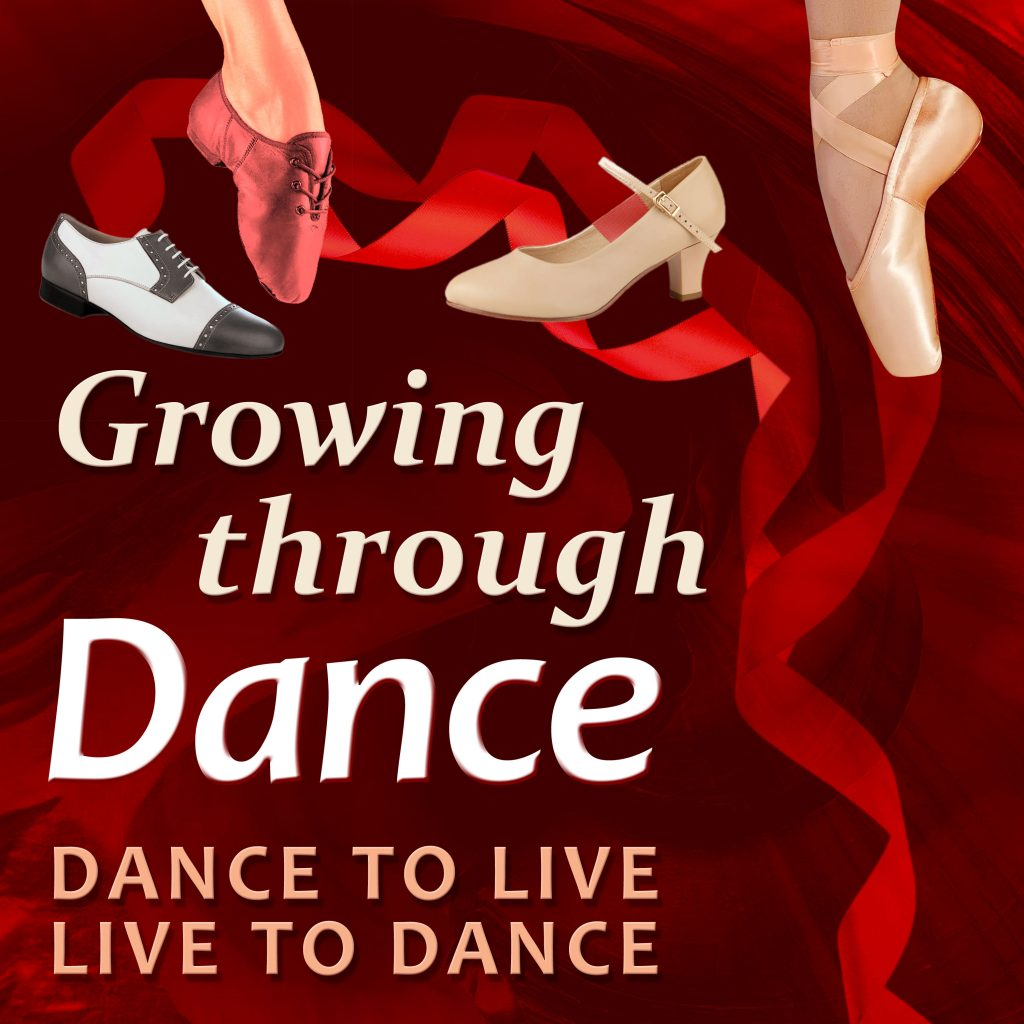 The Growing through Dance Podcast